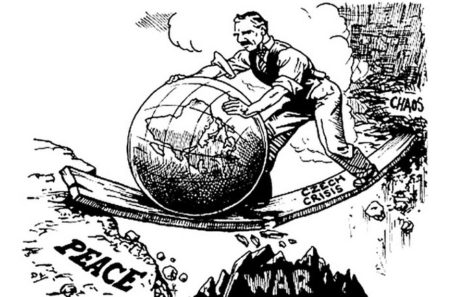 appeasement and ww2